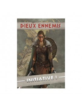 Dieux ennemis – Initiative !