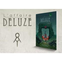 L'Affaire Deluze - Livre seul